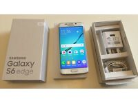 Samsung Galaxy S6 Edge 32gig UNLOCKED