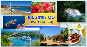 Need a hot holiday? Visit Huatulco
