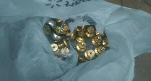 Used kitchen knobs