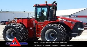 2011 Case IH Steiger 400HD 4WD Articulated Tractor London Ontario image 1