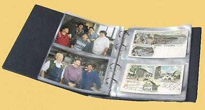 KOBRA - Postkartenalbum Nr. PK3 blau