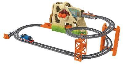 Fisher-Price Thomas & Friends TrackMaster Thomas' Volcano Drop Set