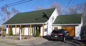 Grand maison à louer au centre ville de Gaspé