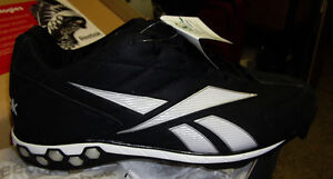 Reebok Baseball Cleats Highntight 2 Low Size 13 1/2 Brand New