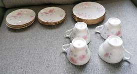 Vintage Tea set Crockery