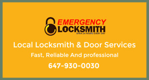 Locked Out? 24/7 Locksmith. Fast, Affordable, Professional