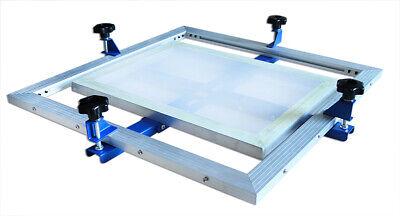 Manual Stretcher Silk Screen Mesh Plate Making Tool 24x24 Screen Printing Us