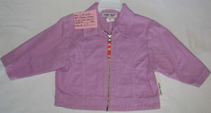 Size 18 Girls Months Purple Please Mum Jean Jacket