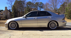Looking for a manual is200/300/altezza
