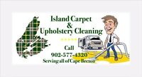 Island Carpet and Upholstery Cleaning