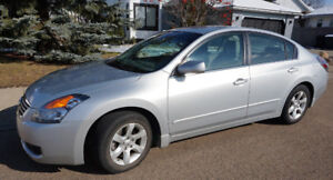 2008 ALTIMA 2.5 LITER  VERY LOW KMS & ULTIMATE  CONDITION
