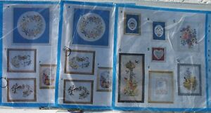 Embroidered Picture Kits