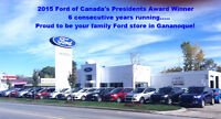 SALES & LEASING CONSULTANT @ CHIASSON FORD