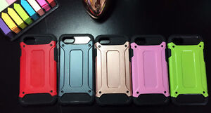 iPhone 7 case - red, green, blue, rose-gold, gold