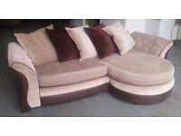 HUGE DFS 4 Seater Reversible Corner Sofa.WE DELIVER
