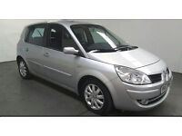 2007(57)RENAULT SCENIC 1.6 VVT DYNAMIQUE MET SILVER,GREAT FAMILY CAR,GREAT VALUE