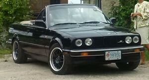 1988 BMW 325i M20 Convertible