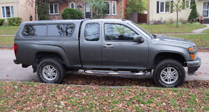 Flippin Awesome 2010 Chevrolet Colorado LT Pickup Truck 4x4
