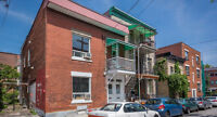 DON'T MISS! 1200$, 3 big and bright BR, Plateau, McGill, 6 Month