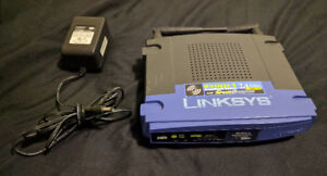 Linksys WRT54GS Wireless Router 2.4GHz