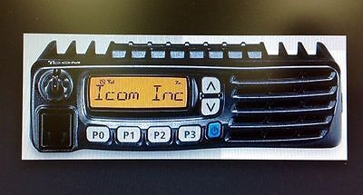 Icom Ic-f6121d Uhf Mobile Transceiver 128 Ch New In Box