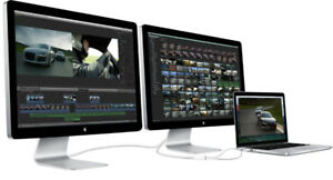 Apple 27-inch Thunderbolt Display Seulement 599$