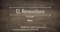 CL Renovations