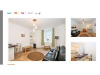 One bedroom flat in Aberdeen city centre