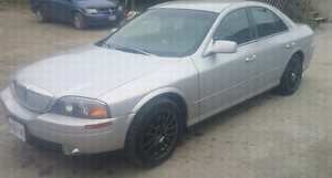 Clean Lincoln Ls sedan sport. Best offer. Or TRADE!!