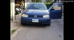 2007 vw golf city NEED GONE