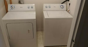 Washer and dryer for sale for May 31th 2018, $450 negotiable
