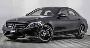 Mercedes C300 4MATIC sport package LEASE TRANSFER