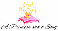 You're invited to a Princess Tea Party