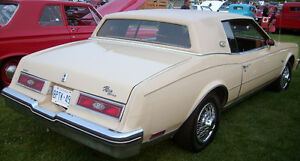 1979 Buick Riviera S-Type Turbo loaded, good shape, must be sold