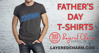 Father's Day Gift Custom T-Shirts