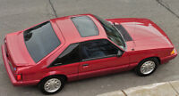 1993 Ford Mustang  Coupé (2 portes)