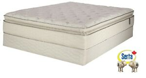 LUXURY Hotel SERTA KING-Size Mattress Sale-BRAND NEW!