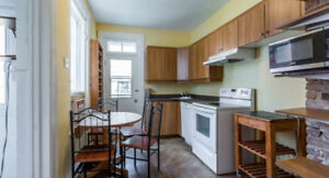 ■ 2 Sunny BR, Furnished, Plateau/McGill/UQAM, Ideal for Students