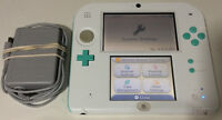 ***SEAGREEN NINTENDO 2DS + MANY GAMES AVAILABLE***