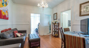 ■ 3 Sunny BR, Furnished, Plateau/McGill/UQAM, Ideal for Students