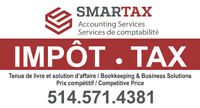 Impôt /  Income Tax *** Professionnel & Rapid ** LAVAL