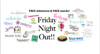 Friday Night Out - a multivendor event!!