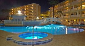 St Pete Beach Condo March 17-23 Ocean View 2 Pools