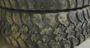 Goodyear Wrangler Territory Tires 18 INCH-275.70.18=65-80% THESE