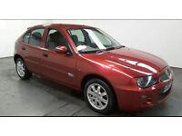 2005(05)ROVER 25 1.4 Si MET RED,VERY LOW MILES(45K),CLEAN CAR,GREAT VALUE
