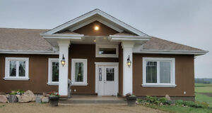 ☛FOR SALE☚ Beautiful Bungalow on 3.5 Acres in Leduc County Strathcona County Edmonton Area image 1