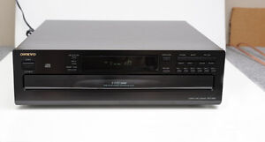 Onkyo 6 Discs CD Changer Made in Japan
