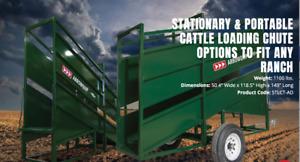 Cattle Loading chute Arrowquip Equipment