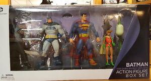 Batman: The Dark Knight Returns Action Figure 4-Pack set $40.00