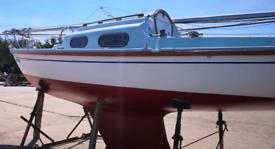 Pandora 22 sailing boat
